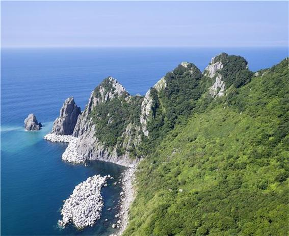 「신안 가거도 섬등반도」명승 지정